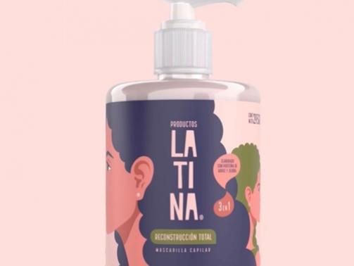 Latina Mascarilla Capilar Reconstrucción Total